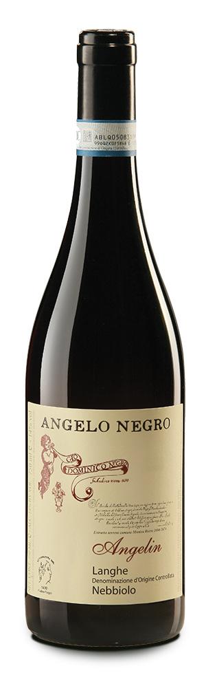 Angelin Langhe Nebbiolo - Angelo Negro e Figli