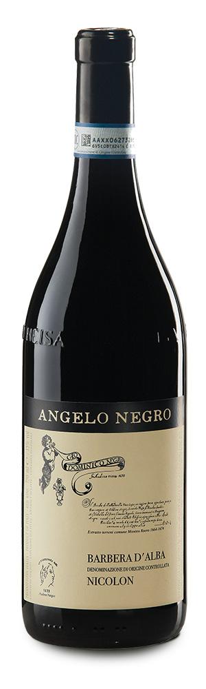 Barbera d'Alba Nicolon - Angelo Negro e Figli