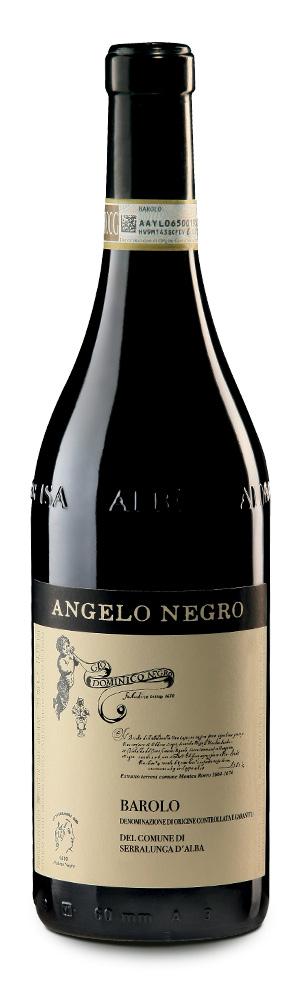 Barolo del comune di Serralunga d'Alba - Angelo Negro e Figli