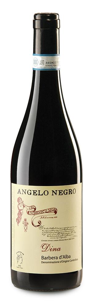 Barbera d'Alba Dina - Angelo Negro e Figli