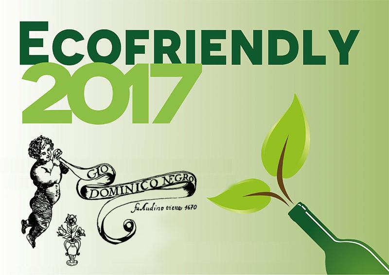 Diploma Ecofriendly - Aienda Agricola Negro Angelo e Figli